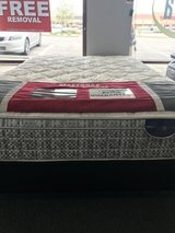 "New - 13"" Euro Top - Queen Mattress in Cincinnati, Ohio"