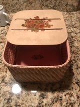 Vintage Princess Algonquin sewing basket in Perry, Georgia