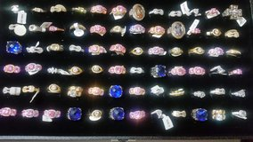 New Fashion Rings (lot of 5) in Cleveland, Texas