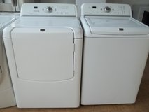 MAYTAG BRAVO TOP LOAD WASHER & DRYER in Fort Bragg, North Carolina