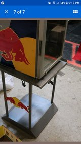 Redbull Cooler and Stand in Fort Leonard Wood, Missouri