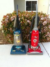 2 Vacuums in Camp Pendleton, California