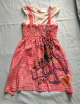 Pink & Rose& peace sign  Shirt size S in Warner Robins, Georgia