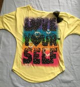 Red Camel Yellow Love Shirt size S in Warner Robins, Georgia