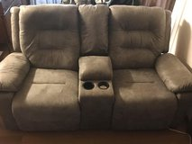 2 seater recliner couch in Okinawa, Japan
