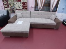 Model Treviso II Sectional Sofa with Bed in Baumholder, GE