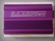 *RARE* US Amps US-B100 Car Amplifier in Okinawa, Japan