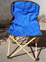 Child's folding camp chair in Stuttgart, GE