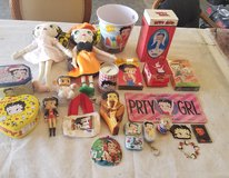 Betty Boop Collection ( 23 pieces) in Nellis AFB, Nevada