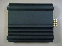 US Amps USA-100 (Black) Car Amplifier w/Crossover in Okinawa, Japan