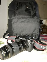 40 D Canon Camera with ultrasonic image stabilizer EF 70-300 mm in Stuttgart, GE
