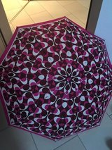 New Coach Pink Multi Print Automatic Umbrella in Ramstein, Germany