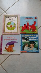 Books- Ages 2-8 - Police Officer - Clifford - Graduation - Chester's Way in St. Charles, Illinois