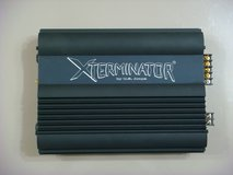 US Amps Xterminator 100X Car Amplifier in Okinawa, Japan