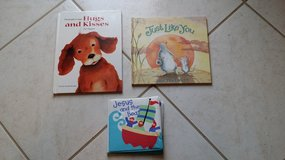 Books - Hugs and Kisses - Just Like You - Splish, Splash Book in Naperville, Illinois