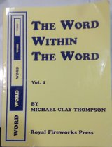 The Word Within The Word Book in Yorkville, Illinois