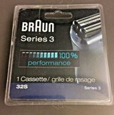 Braun 32S Series 3 Replacement Foil and Cutter Head ... in Okinawa, Japan