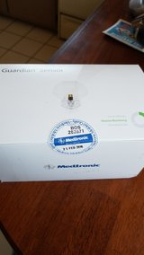 Medtronic guardian sensors new box in Great Lakes, Illinois