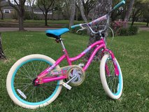 "Girls 20"" Bike, Hot Pink, Aqua, 2 Available in Baytown, Texas"