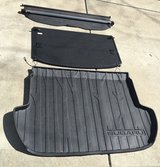 Subaru Forrester mat and covers in Naperville, Illinois
