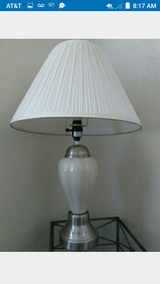 Nice Lamp Set of 2 in 29 Palms, California