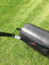 Brinly Pull behind tractor, quad,or walk yard roller in good shape. in Naperville, Illinois