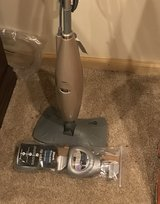 Shark steam mop with 2 unopened cleansers in Bartlett, Illinois