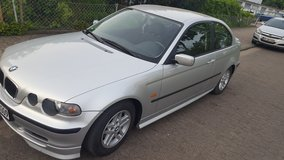 01 BMW 316I..PASSED INSPECTION in Baumholder, GE