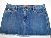 women's Tommy Hilfiger denim skirt with tags in Fort Belvoir, Virginia