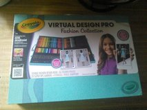 nip virtual design pro fashion collection kit in Camp Lejeune, North Carolina