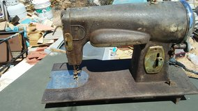 cast iron Kenmore sewing machine in Yucca Valley, California