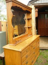 Wood Dresser in Fort Campbell, Kentucky