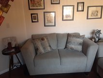 Matching Couch and Loveseat in Nellis AFB, Nevada