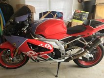 2007 Aprilia RSV1000R limited ed. Bol d or' in Bel Air, Maryland