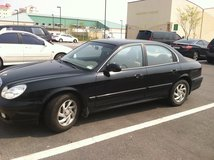 2004 Hyundai Sonata **SOFA Registered** in Camp Humphreys, South Korea