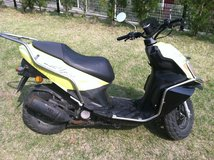 2000 Daelim 49CC Scooter **SOFA Registered** in Camp Humphreys, South Korea