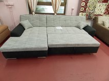Model Treviso I Sectional with Bed Special Floormodel Sale! in Spangdahlem, Germany