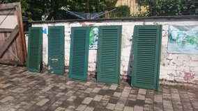 shabby chic old shutter, great for a project - great price! in Baumholder, GE