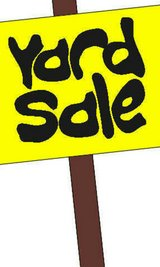 YARD SALE- Multi family in Fort Rucker, Alabama