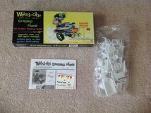 Weird-OHS car-icky-tures drag hag : box open, sealed bag in Naperville, Illinois