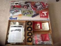 "Revell 3 in 1 ""the big T"" by monogram model in Naperville, Illinois"