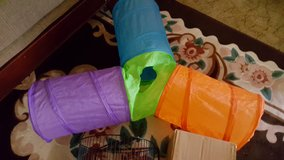 Animal Toy Triple Tube in Fort Lewis, Washington