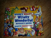 Where's Wally? Activity Book in Ramstein, Germany