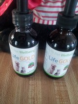 2 BOTTLES OF CANCER ALTERNATIVE MEDICINE in Cherry Point, North Carolina