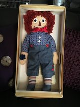 Limited Edition Raggedy Andy doll in Houston, Texas