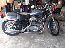 2003 Harley Sportster Hugger 883  LOW miles in Orland Park, Illinois