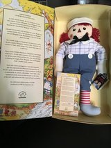 Limited EditionStory Book Raggedy Andy (limited edition) in Houston, Texas