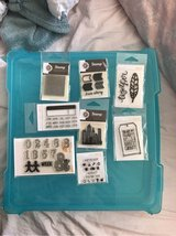 brand new  studio calico stamps in Kingwood, Texas