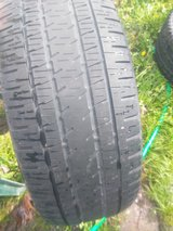 20 INCH BRIDGESTONE TIRES in Fort Campbell, Kentucky