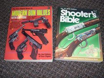 10th Edition Modern Gun Values, and No 87  1996 Shooters Bible in Naperville, Illinois